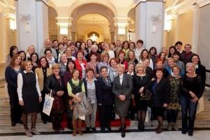 Obilježavanje 65 godina Saveza DND-a Hrvatske 2016 godine